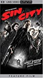 Sin City (UMD Mini For PSP) - movie DVD cover picture