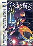 NiGHTS Into Dreams with 3D Controller for Sega Saturn