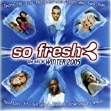 Album cover for So Fresh: The Hits of Winter 2005