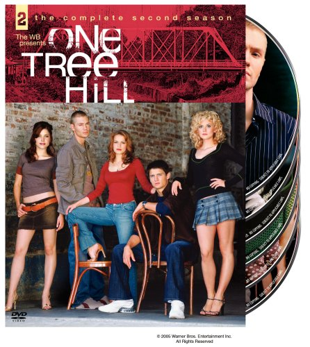One Tree Hill - The Complete Second Season DVD