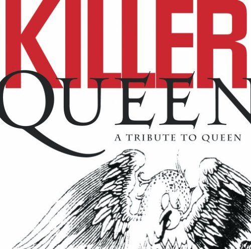 Original album cover of Killer Queen: A Tribute to Queen by Various Artists