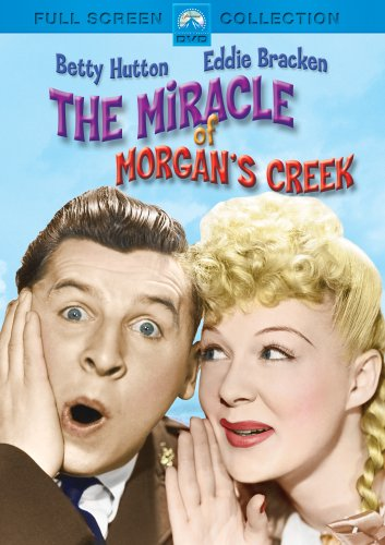 The Miracle of Morgan's Creek cover