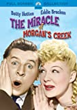 Miracle of Morgan's Creek - movie DVD cover picture