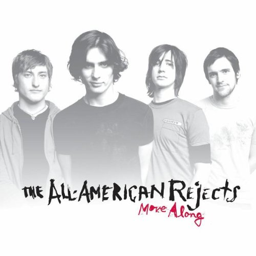 Original album cover of Move Along by The All-American Rejects