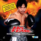 No Fear: The Manny Pacquiao Story - Philippines Tagalog DVD