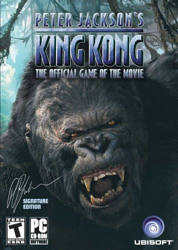 لعبة Peter Jackson's King Kongالماخوذة