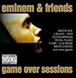 Capa do álbum Eminem & Friends