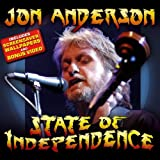 Capa do álbum State of Independence