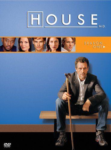 House, M.D. - Season 1 DVD