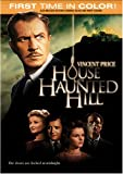 House on Haunted Hill - movie DVD cover picture