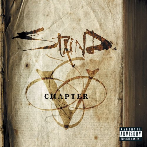 Original album cover of Chapter V by Staind