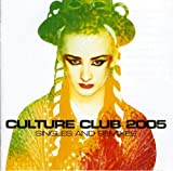 Skivomslag för Culture Club 2005: Singles & Remixes