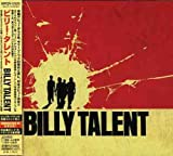 Cubierta del álbum de Billy Talent EP