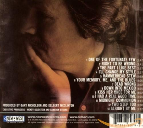 Delbert McClinton, Cost of Living