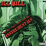 Album cover for What's Wrong With Bill (instrumentals)
