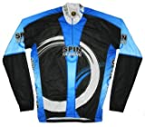 Spin Cycling Long Sleeve Jersey by Fashion Biker