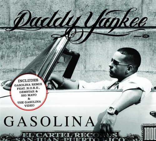 Gasolina [UK CD #2]