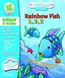 Little Touch LeapPad Rainbow Fish 1, 2, 3 Book
