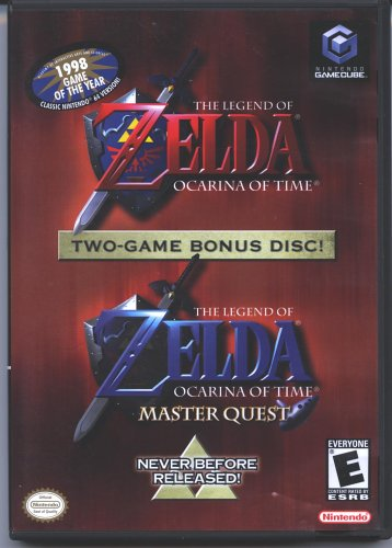 The Legend of Zelda Ocarina of Time - Master Quest