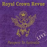 Copertina di album per Passport to Australia