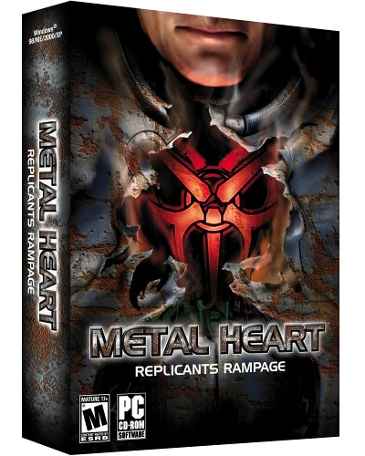 Скачать игру Metalheart: Восстание репликантов /Metalheart: Replicants Rampage/