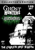 Ghost Hunters - The Complete First Season - movie DVD cover picture
