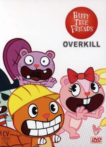 Happy Tree Friends:Overkill 3pk
