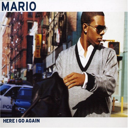Here I Go Again [Australia CD]