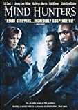 Mindhunters - movie DVD cover picture