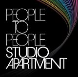 Cubierta del álbum de PEOPLE TO PEOPLE