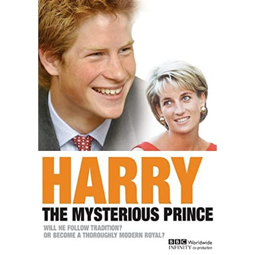 「Harry the Mysterious Prince」