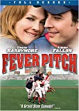 Fever Pitch (Full Screen Edition) - movie DVD cover picture