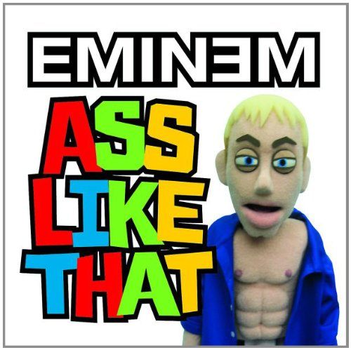 Original album cover of Ass Like That by Eminem
