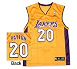 Los Angeles Lakers Payton Jersey by Reebok by Reebok