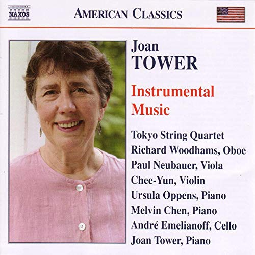 Joan Tower -- Paul Neubauer -- Wild Purple
