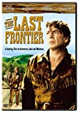 The Last Frontier - movie DVD cover picture