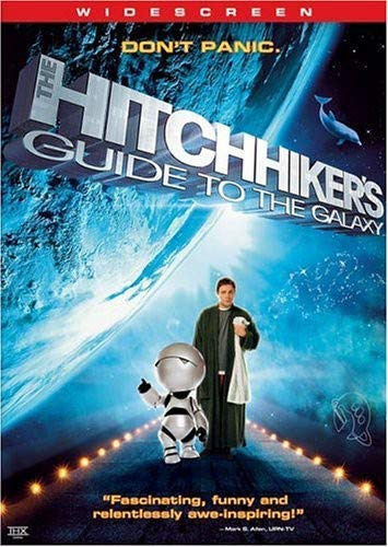 Автостопом по галактике / The Hitchhiker's Guide to the Galaxy [2005] (RUS+ENG DVDRipS)