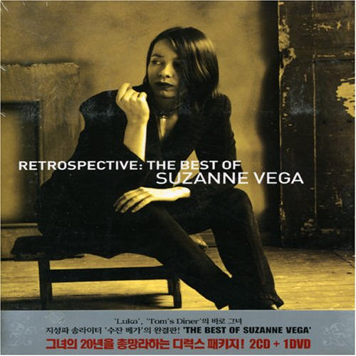 Retrospective: The Best of Suzanne Vega [2-CD/DVD]