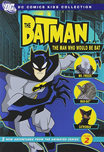 T�l�charger sur eMule Batman: The Man Who Would Be Bat