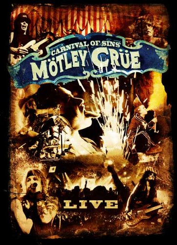 Carnival of Sins Live double-disc concert DVD