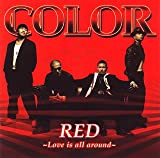 Album cover for RED