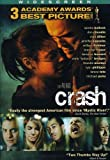 Crash (Widescreen Edition) - movie DVD cover picture