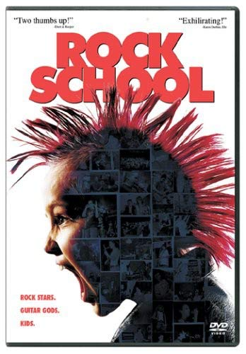 Rock School DVD