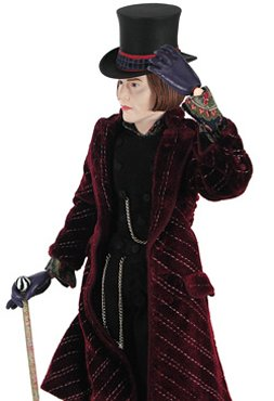 Charlie & The Chocolate Factory - 12 Inch Doll Figure: Willy Wonka