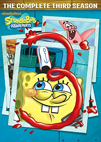 SpongeBob SquarePants - The Complete 3rd Season  DVD