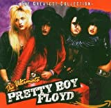 Cubierta del álbum de The Ultimate Pretty Boy Floyd