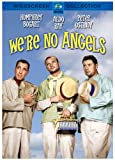 We're No Angels - movie DVD cover picture