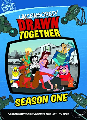 Drawn Together Staffel 1 Uncut Uncensored German DL DVDRip Xvid preview 0