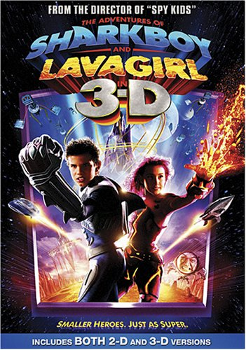 Adventures of Sharkboy and Lavagirl, The / ����������� ������� � ���� (2005)