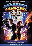 The Adventures of Sharkboy and Lavagirl in 3-D - movie DVD cover picture